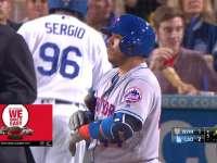 MLB常规赛 纽约大都会vs洛杉矶道奇 全场录播(英文)