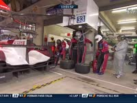 勒芒24小时耐力赛:乐视体育勒芒车队换车手