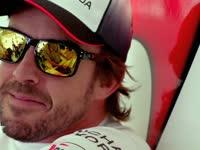 F1奥地利站FP3集锦:法拉利包揽一二 罗斯伯格撞车