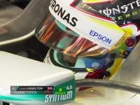 F1匈牙利站排位赛全场回顾(现场声)