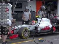 F1德国站FP3:罗斯伯格观战 再夺三练第一