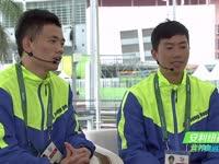 中国骄傲!里约奥运会唯一一支海外表演团体