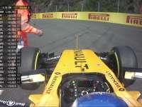 F1比利时站FP2全场回顾(中文解说)