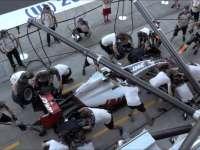 直击F1日本站铃鹿赛道:摩天轮下的传奇赛道整装待发