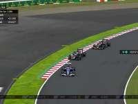吓死宝宝了!F1日本站正赛 纳斯尔放烟雾弹