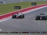 F1美国站正赛:巴顿终于超过古铁雷兹