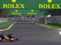 F1墨西哥站赛前:霍肯伯格无线电中报告赛道状况