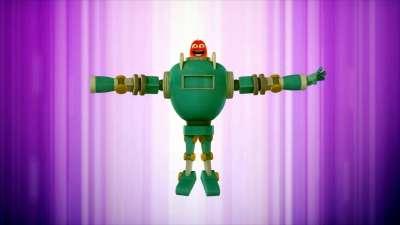 爆笑虫子 第二季03 机器人