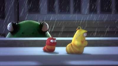 爆笑虫子 第二季45 青蛙