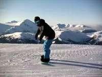 只要雪季不要趴 单板教学之改善你的滑行技巧