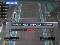 F1阿布扎比站排位赛Q3停表:汉密尔顿领先0.3秒!