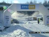 WRC瑞典站SS18:苏尼宁完赛成绩超9分钟