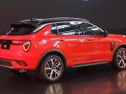 LYNK&CO中文名定为领克 03新概念车全球首发
