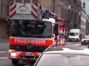 现场实拍:德国消防车出警时,比火车还响的喇叭全开!不让路都不行!