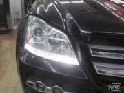 奔驰GL350大灯不亮必须改套全球最好的灯光