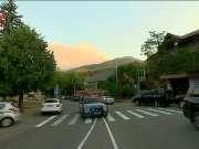 蔓延!格鲁吉亚中部发生山火