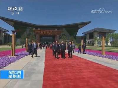 [视频]大型政论专题片《大国外交》:今晚播出《东方风来》