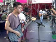 直播实录:DAVID BORING (2017混凝草音乐节左舞台第二天)
