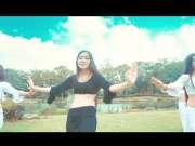 武汉肚皮舞 肚皮舞教练班学员视频《青花瓷》肚皮舞视频 单色舞蹈
