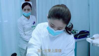 急诊科医生刘慧敏教科书级别抢救重患