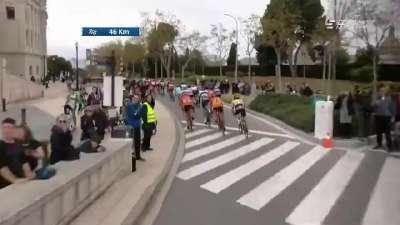 环加泰罗尼亚自行车赛第七赛段全场录播(中文)