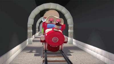 城市小英雄 第二季07 轨道上错误的路线