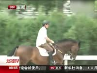 舞台剧《战马》登陆中国 濮存昕邀请剧组参观马场