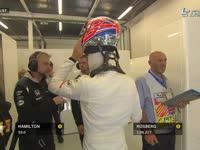 惊人!F1英国站排位赛Q2:汉密尔顿快队友0.7