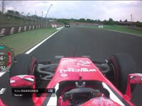 F1匈牙利站FP2全场回顾(车载)