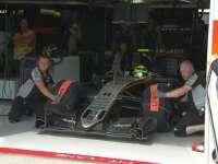 F1匈牙利站排位赛Q2正式开始