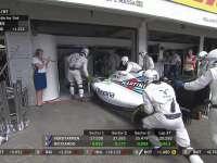 F1德国站正赛:车队无线电通知马萨退赛