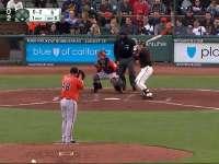 MLB常规赛 巴尔的摩金莺vs旧金山巨人 全场录播(英文)