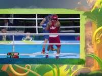 任灿灿:奥运会留有遗憾 未来的路笑着面对
