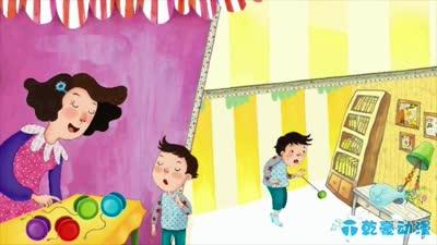 HB Kids英语故事儿歌 16.The Toy Store