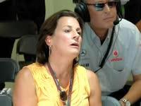 2010年意大利站官方集锦 小汉首圈退赛阿隆索夺冠