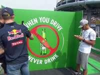 F1意大利站车手巡游:维斯塔潘给科维亚特看啥呢?