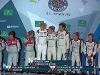 WEC奥斯丁六小时耐力赛LMP1组颁奖