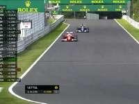 F1日本站FP1:汉密尔顿报告动力有点不足呀