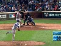 MLB季后赛 洛杉矶道奇vs芝加哥小熊G2 全场录播(英文)