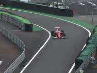 F1巴西站FP3:莱科宁搭载全雨胎出战
