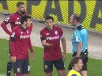 意甲-比尔萨射飞点球 切沃0-0闷平热那亚