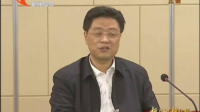 张值恒参加安化、桃江代表团讨论