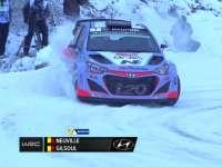 WRC蒙特卡洛站历史回顾:2015年奥吉尔夺冠