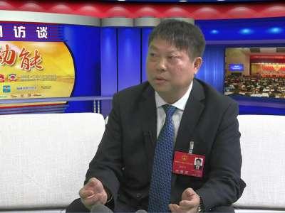 [新动能·嘉宾访谈]潘传平:建议加快涉外法律服务建设 维护湘籍企业在外权益