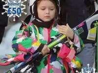 贝克汉姆一家滑雪度假 这些装备你也能买得起