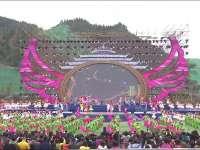 第13届世界风筝锦标赛 节目《魅力万山》