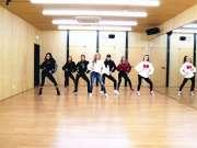 WONDERLAND(英文版舞蹈练习)