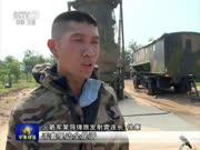火箭军某旅:高温环境演练全防护导弹发射