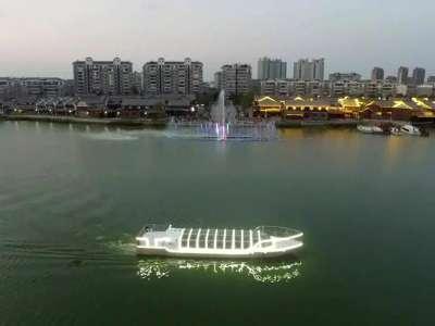 【绿色发展 绿色生活】常德穿紫河美丽航拍