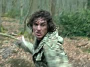 《英伦对决》成龙丛林战动作片段   成龙再造传奇震撼世界